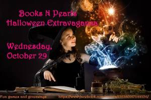 Books N Pearls Halloween Extravaganza