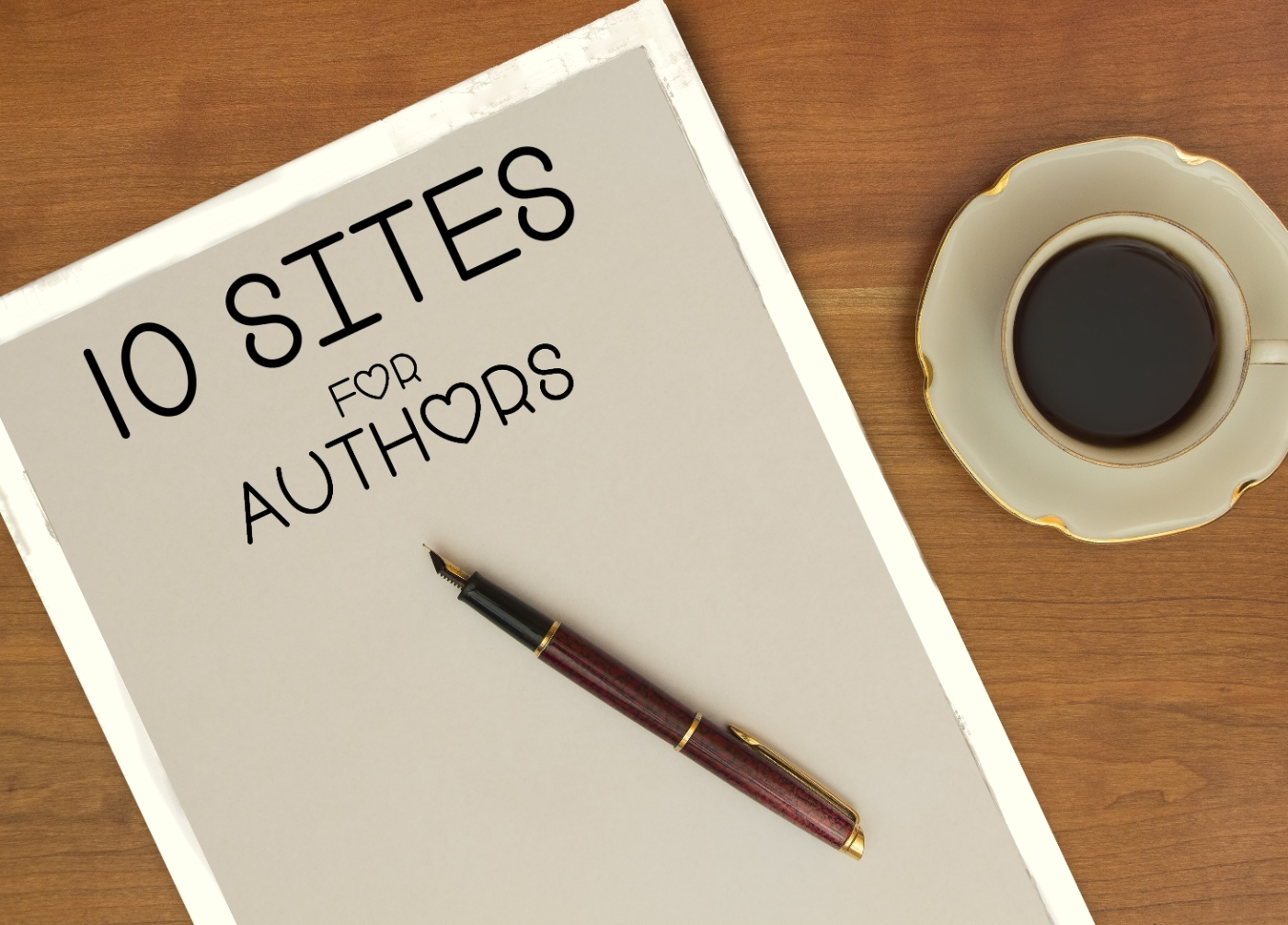 Sites for Authors